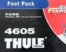 Thule Dachträger Rapid 4605 Ford Focus Fusssatz Füsse Fußsatz Träger