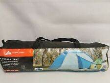 New Large Outdoor 4 5 6 7 8 PERSON TEEPEE TIPI TENT WATERPROOF Khaki