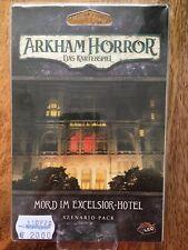 Arkham Horror LCG: Murder At The Excelsior Hotel Scenario Pack German Edition