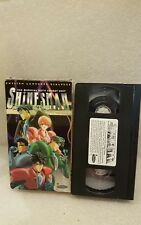 "ANIME:"" SHINESMAN"" English Dub( VHS )Special Duty Combat Unit 2000"