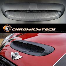 MK3 Mini Cooper/S/SD/JCW F55 F56 F57 remplacement de Fibre de Carbone Imprimé Bonnet Scoop