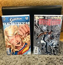 DC Comic Bundle / Supergirl #1 Mister terrific #1