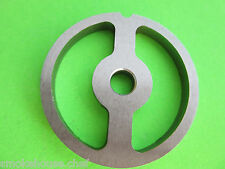 Size #8 Sausage Stuffing Kidney plate disc for meat grinder