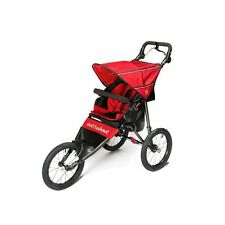 Out n About Nipper Sport V4 Carnival Red Pushchairs Single Seat Stroller