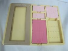 VINTAGE TOMY FASHION PLATES DRAWING DESIGN TOY 1978