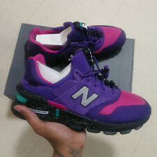 New Balance MS997SA - Purple/Pink/Turquoise - Size 9.5 - In Hand - Free Shipping