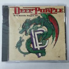 DEEP PURPLE The Battle Rages On 9245172 SEALED CD Compact Disc