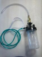 LARGE HOSPITAL GRADE OXYGEN HUMIDIFIER BOTTLE KIT FREE CANNULA UNIVERSAL FIT