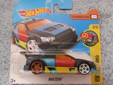 Hot Wheels 2017 #218/365 amazoom Negro HW Arte CARS