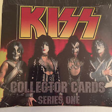 Kiss Collector Cards Series 1 with Full Band on Box - New
