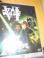 Star wars V1 return of The jedi DVD
