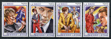 Sierra Leone 2017 MNH David Bowie 70th Anniv 4v Set Celebrities Music Stamps
