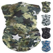 Military Sports Tube Scarf Bandana Head Cover Neck Gaiter Snood Headwear Beanie