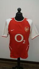 Arsenal Home football shirt 2002 - 2004 NIKE M/L maglia camiseta