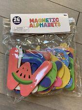 Target Bullseye Magnetic Letters Alphabet Games Bulletin New