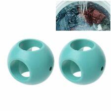2pcs anti calcaire magnétique Laundry Balls purifiée machine à laver Eau Balle