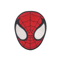 Spiderman Face Movie Patch Iron On Patch Sew On Badge Patch Embroidery Patch