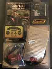 0361-0015 MOOSE ATV HANDLEBAR AND THUMB WARMER COMPLETE WINTER PAK BASIC
