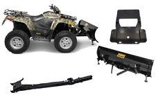 "Quadboss Pile Driver Honda ATV 50"" Blade Snow Plow Mount Kit Combo"