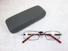 Claiborne For Men Artisan Eyeglass Frames ARTISAN 0EA7 Gray Horn Rx-able