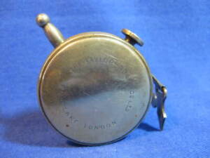 Vintage John Rabone Bowls Tape Measure.  Taylor Rolph Mortlake, London.