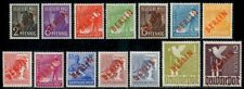 Lot N°6106a Allemagne Berlin N°1/18 Surcharge Rouge Neuf * TB