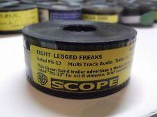 EIGHT LEGGED FREAKS (2002) 35MM Movie Trailer Film DAVID ARQUETTE Warner Bros