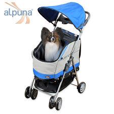 Perros + Gatos Silla de paseo Pacco en el color azul real con abnehmbararer