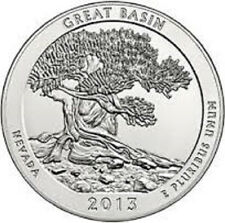 2013 GREAT BASIN NATIONAL PARK QUARTER SET P+D+S- STRAIGHT FROM THE MINT!!!