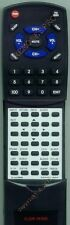 Replacement Remote for AUDIOVOX FPE3206, FPE3707HR, FPE2706, FPE3706
