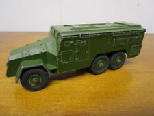 Vintage Dinky Armoured Command Vehicle #677 / Mecanno England