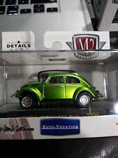 M2 Auto Thentics 1953 VW Beetle Deluxe U.S.A. Model VW04 2017 GREEN
