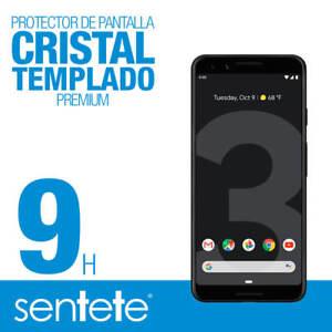 Sentete® GOOGLE Pixel 3 Protector de Pantalla Cristal Templado PREMIUM