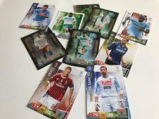 97 Panini Fussballkarten Konvolut 14 12 06 Championsleague Bundesliga WM EM 2010