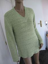 Olsen traumhafter Pullover 44 hellgrün