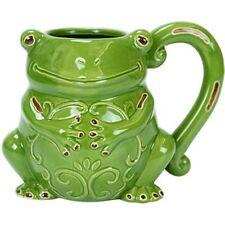 Frog Coffee Mug by Boston Warehouse