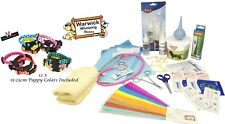 Warwick Whelping Boxes Deluxe Whelping Kit 250g Lactol Puppy Milk & 12 x collars