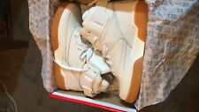 Men's Ewing #33 White High top Gummy Sole Sneaker 11.0