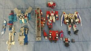 Transformers RID 2001 Fodder Lot (Optimus, Ultra Magnus, Galvatron, Ruination)