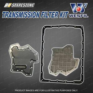Wesfil Transmission Filter Kit for Nissan Patrol Y62 Skyline V36 3.7 5.6 2007-On