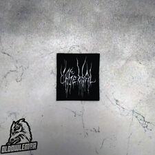 Patch Urgehal Black Metal band.