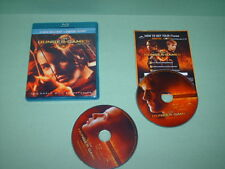 The Hunger Games (Blu-ray Disc, 2012)
