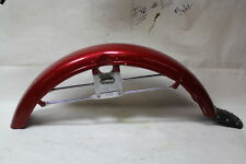 Harley FXR front end fender RED 1984 FXRT FXRP FXRD FXRC TOURING XL FX EPS20600