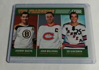 BUCYK / BELIVEAU / GIACOMIN - 2012/13 SCORE - THE FRANCHISE - SP - #FCL2 -