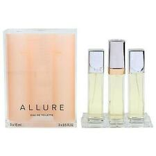 Allure by Chanel for Women da donna EDT 3x15ml
