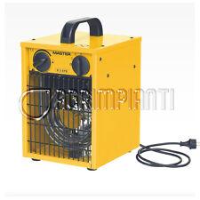 Generatore di aria calda elettrico Master B2- riscaldatore portatile - stufa