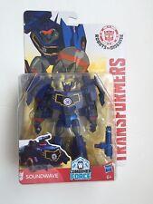Transformers Hasbro RID Warrior Class Soundwave