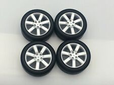 "1:18 Wheels + Tyres -- Ford Falcon FPV GT-P ""Winter White"""