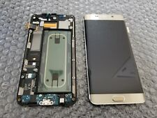 Brand New Samsung Galaxy S6 Edge Plus G928T G928A LCD Digitizer GSM Frame - Gold