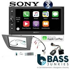 Seat Leon Cupra MK2 Sony Mechless CarPlay Bluetooth Android Media Car Stereo St2